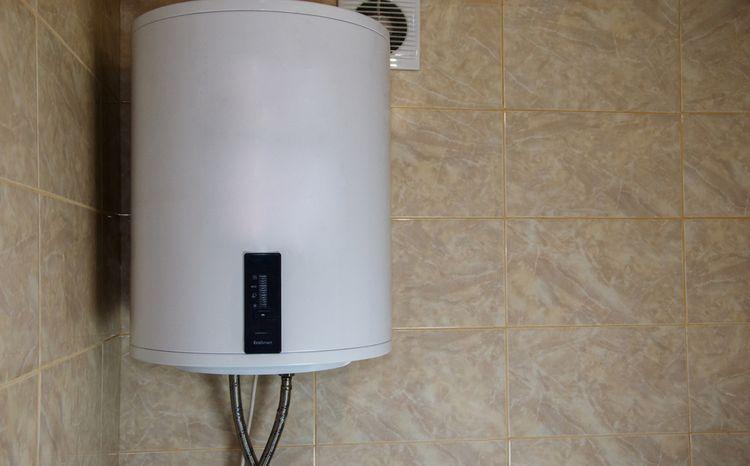 Objem elektrického bojlera na vodu