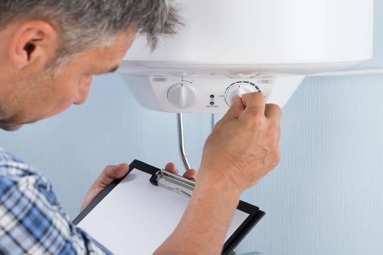 Elektrický bojler – regulácia ohrevu