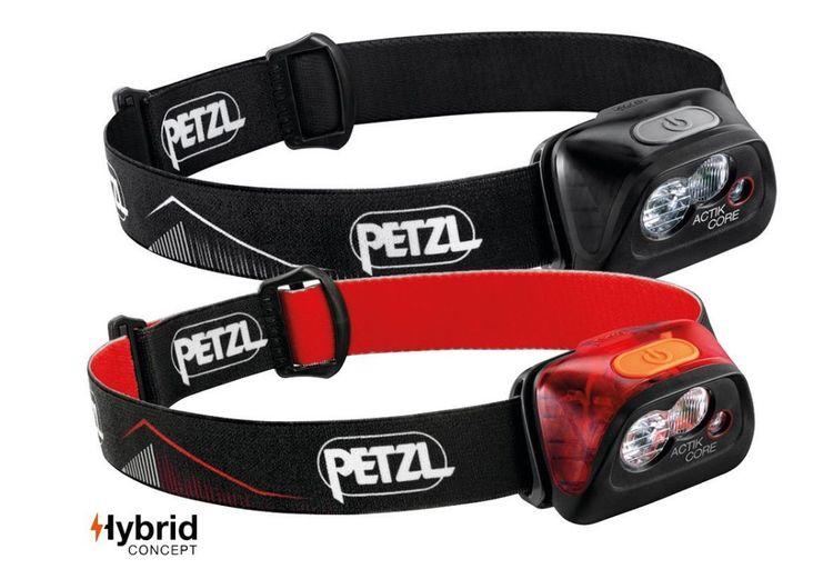 Petzl Actik Core farby