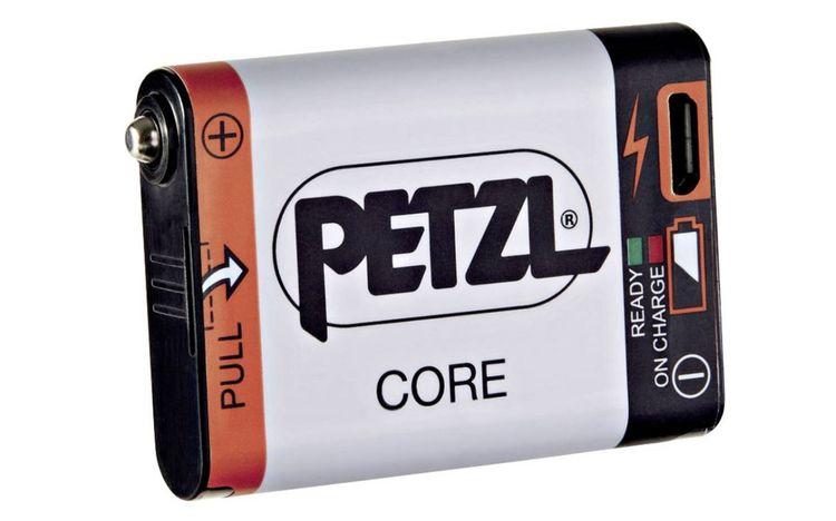 Petzl Actik Core náhradná batéria