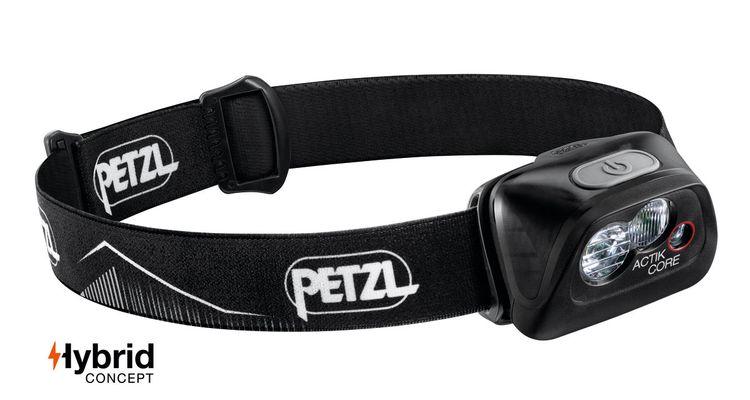 Petzl Actik Core recenzia
