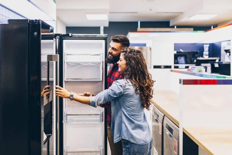 Ako vybrať americkú chladničku