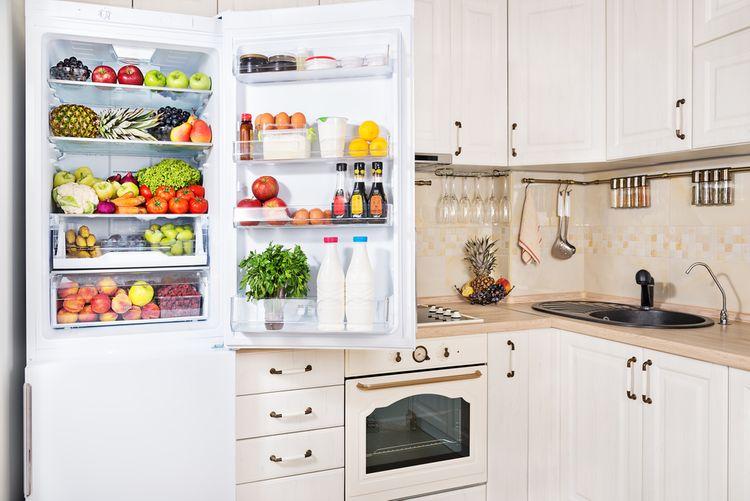 Mraziaci výkon chladničky