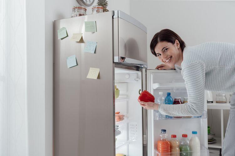 Funkcie voľne stojacich chladničiek