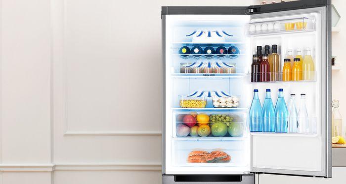 Kombinovaná chladnička Samsung RB30J3215WW recenzia