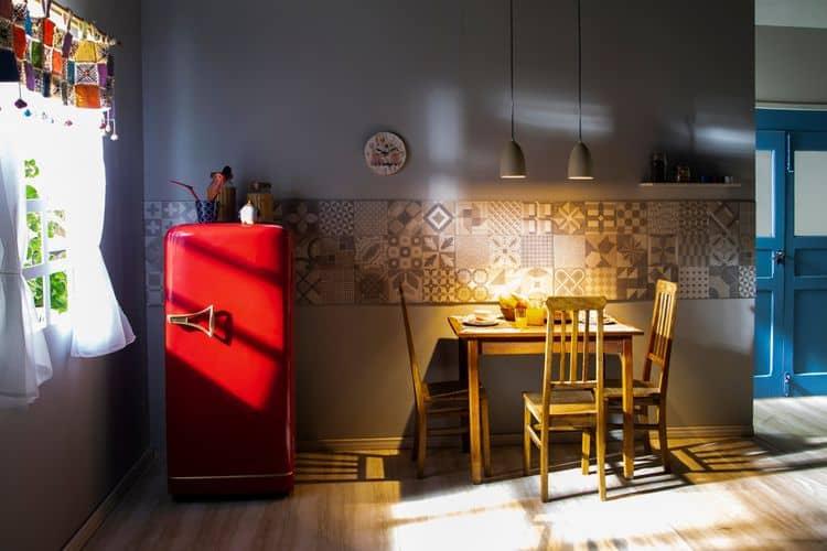 Ako vybrať retro chladničku