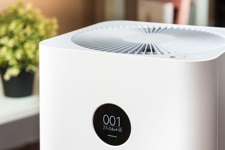 Čistička vzduchu – výkon