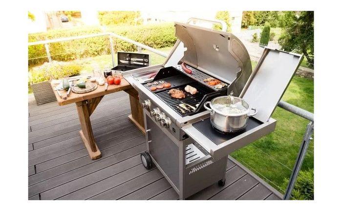 Zahradní gril G21 California BBQ Premium line recenze