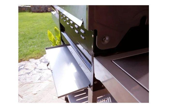 Plynový gril G21 California BBQ Premium line odkapávací miska