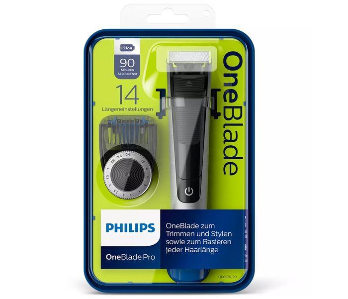 Philips OneBlade Pro QP6520/20 balenie