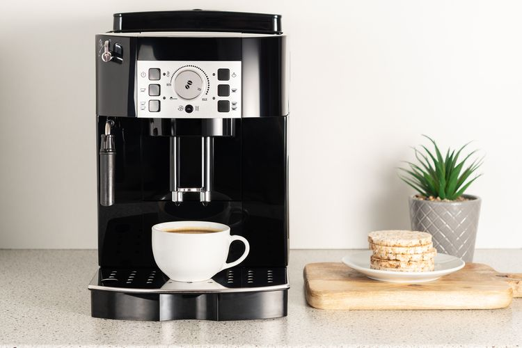 Test automatických kávovarov