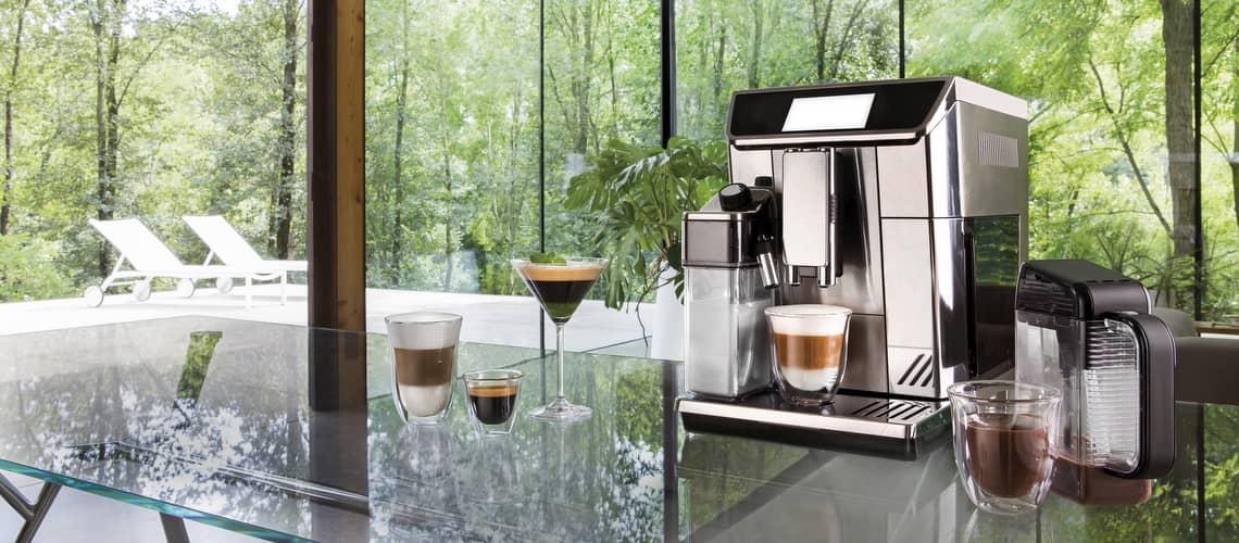 Automatické kávovary DeLonghi