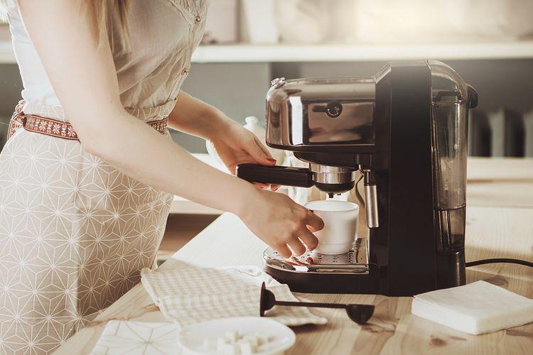 Jak vybrat pákový kávovar