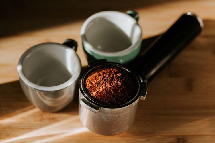 Nerezová páka pákového kávovaru