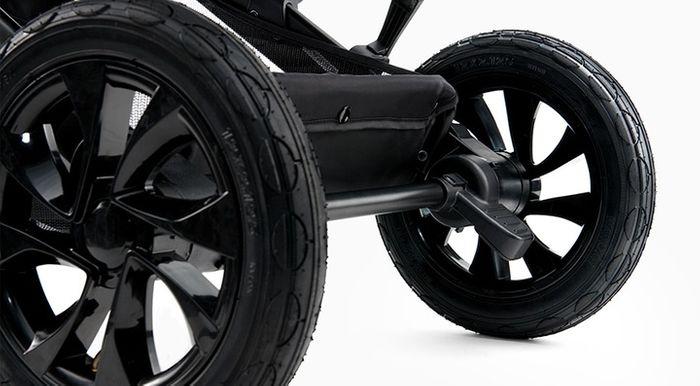 Kinderkraft Prime 3v1 kolesá