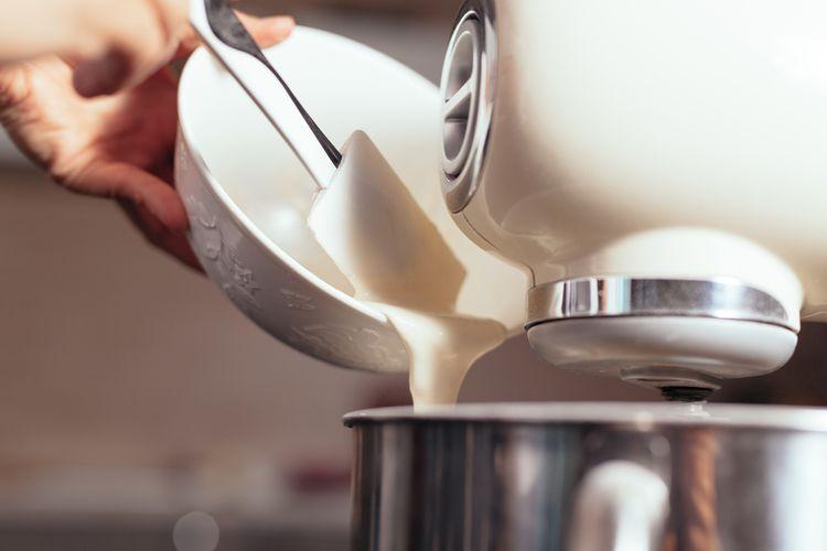 Kuchynský robot – objem