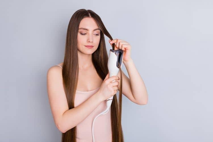 Automatická kulma na vlasy
