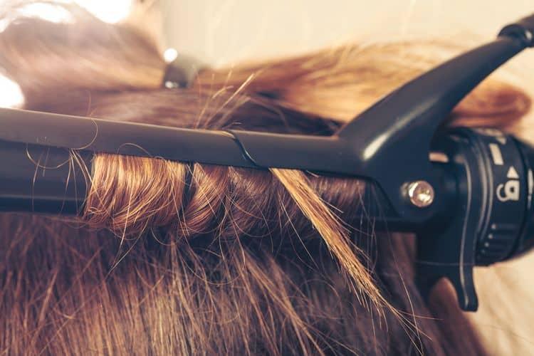 Kulma na vlasy s reguláciou teploty