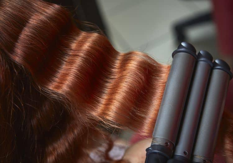 Trojkulma – vlnkovacia kulma na vlasy