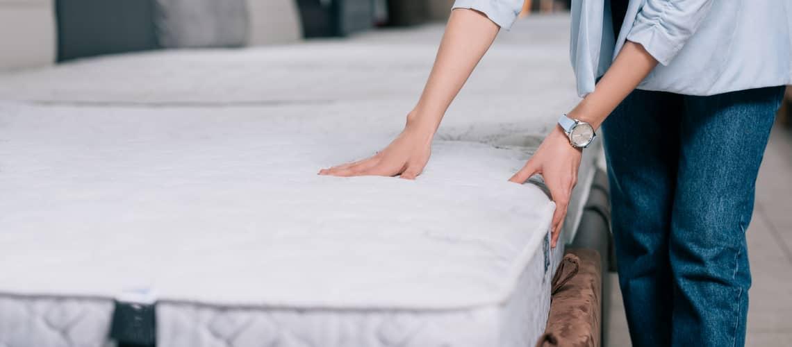 Ako vybrať matrac