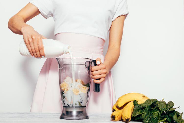 Stolný smoothie mixér – veľkosť nádoby