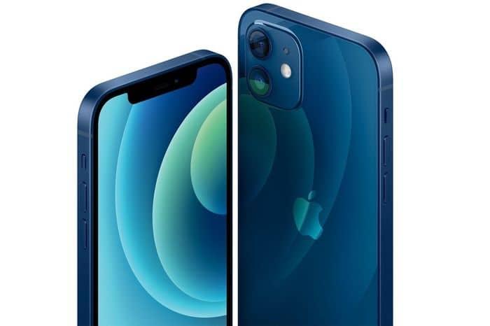 Mobilný telefón Apple iPhone 12 mini 64 GB