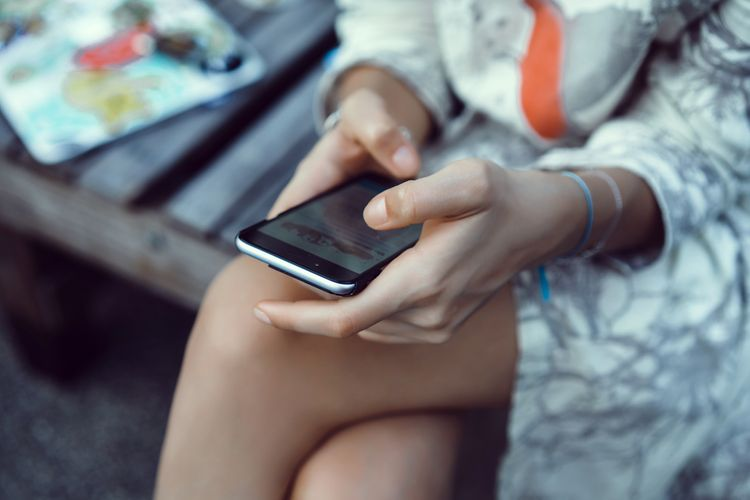 Ovládanie iPhonu