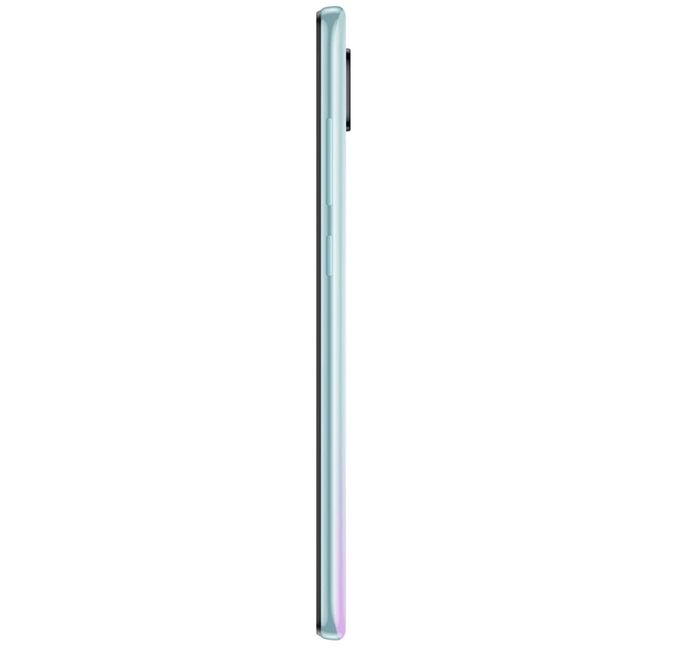 Xiaomi Redmi Note 9 hrúbka telefónu