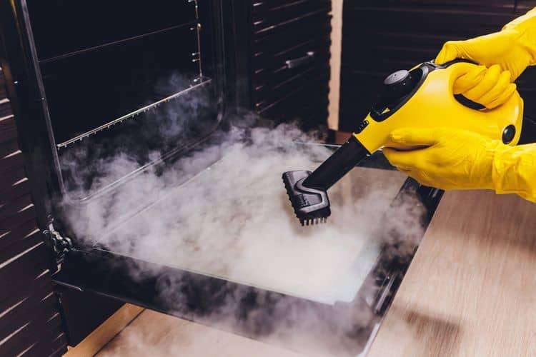 Ako vybrať parný čistič