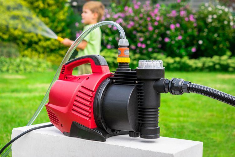 Ako vybrať povrchové záhradné čerpadlo