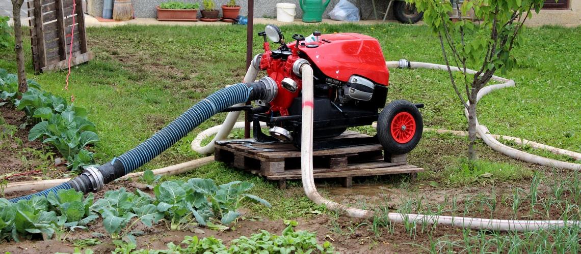 Povrchové záhradné čerpadlá na vodu