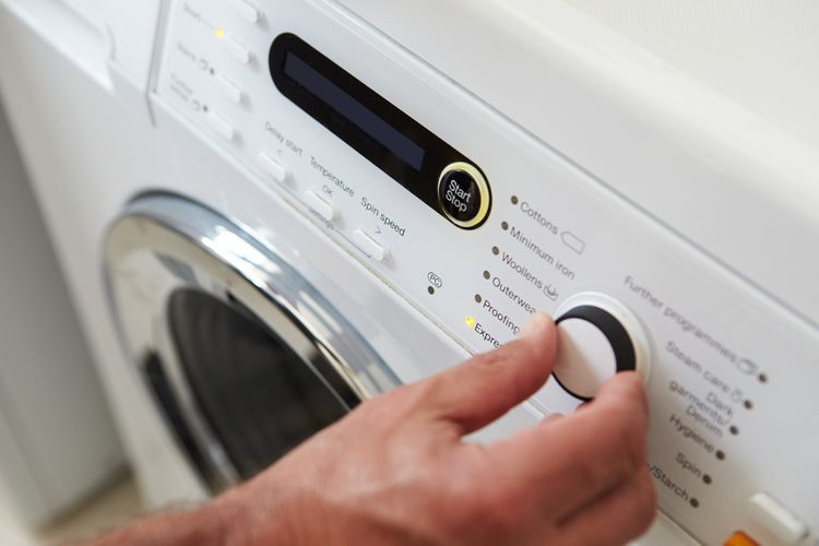 Pracie programy práčky