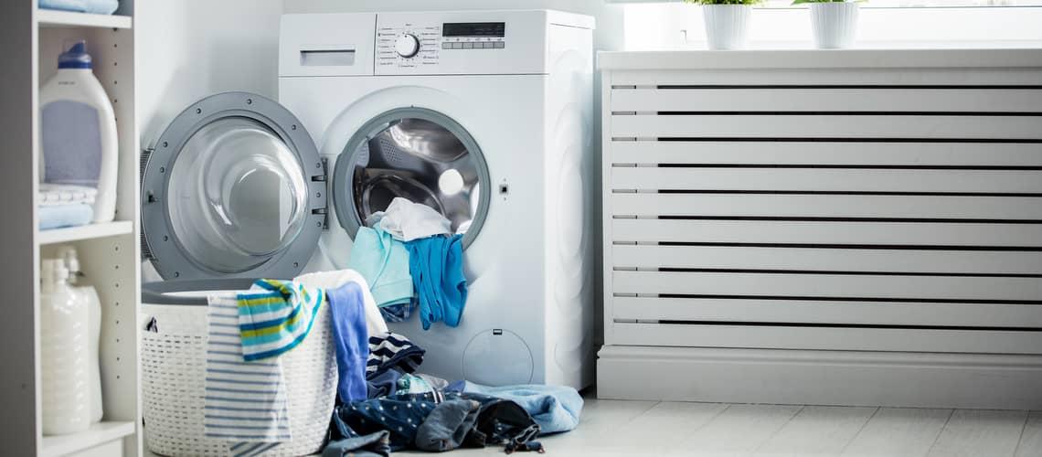 Práčky plnené spredu