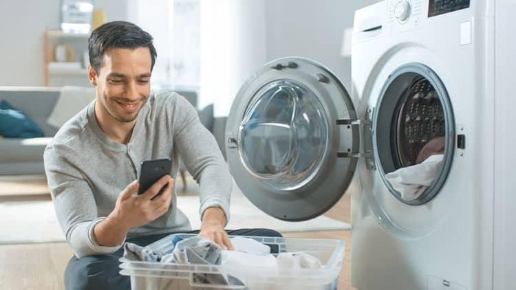 Práčka so sušičkou funkcie
