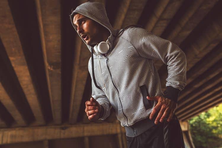 Slúchadlá na behanie – odolnosť