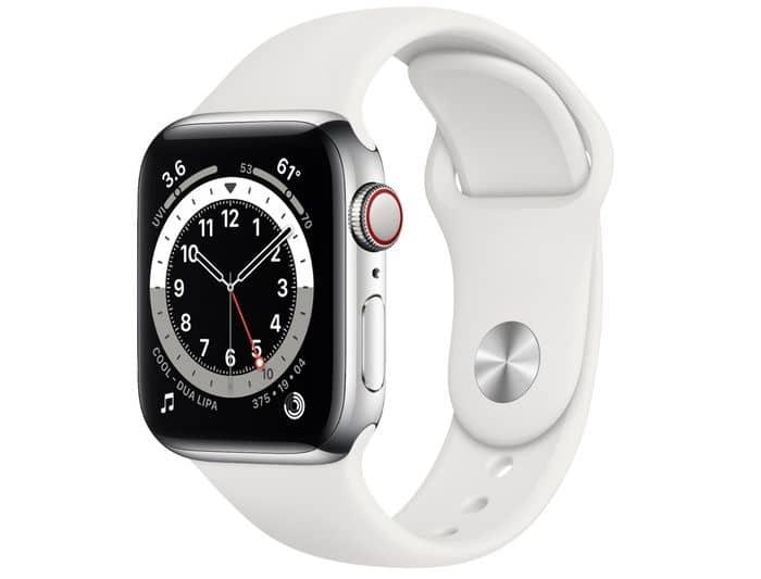 Apple Watch Series 6 recenzia