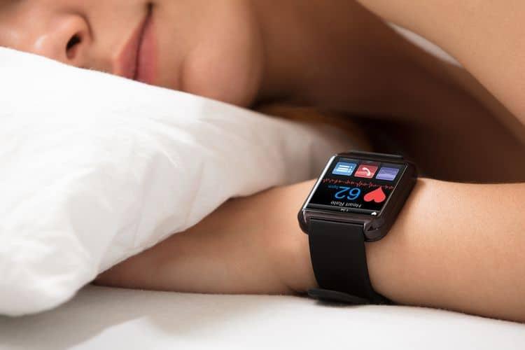Smart hodinky s monitorovaním spánku