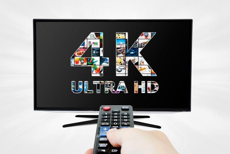 Smart 4K televízory