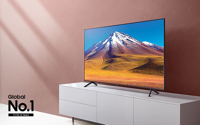 Televízor Samsung UE50TU7092 recenzia