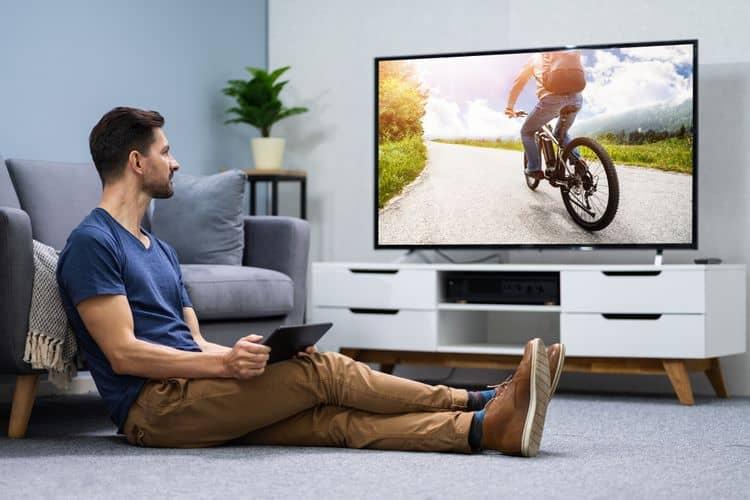 Aká je optimálna veľkosť TV?