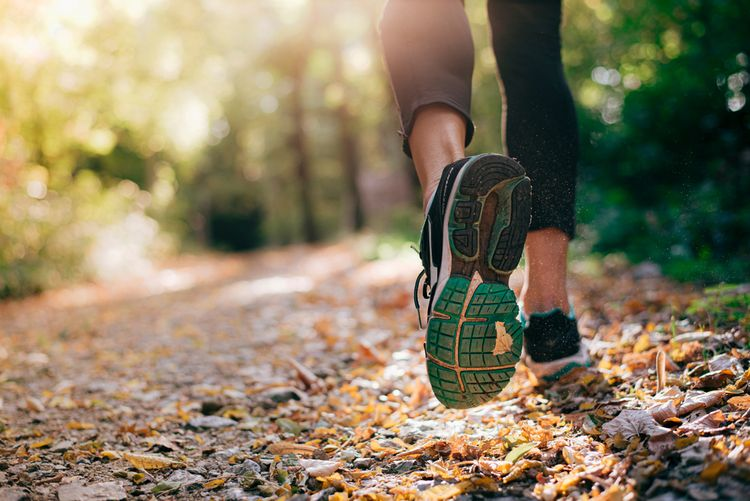 Trailová bežecká obuv