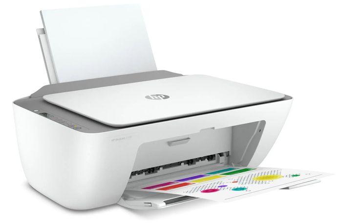 Multifunkční tiskárna HP DeskJet 2720 recenze