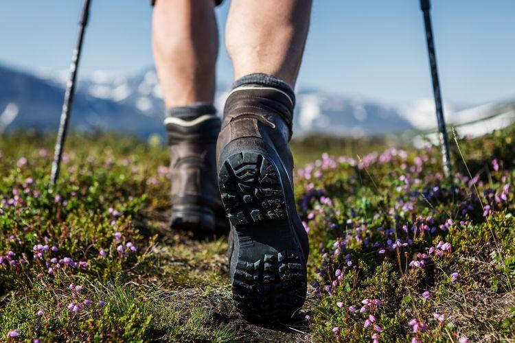 Ako vybrať turistickú obuv