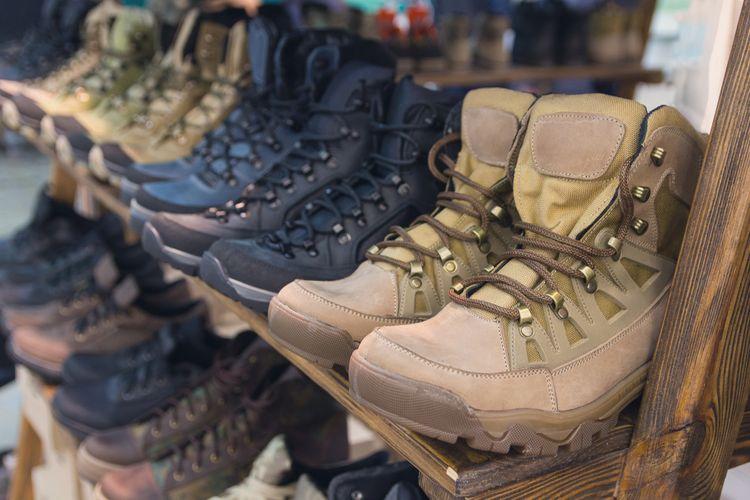 Cena turistickej obuvi
