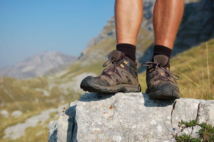 Členková turistická obuv na stredne náročné túry