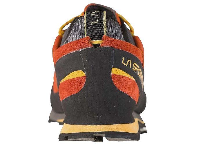 Zpevněná pata bot La Sportiva Boulder X