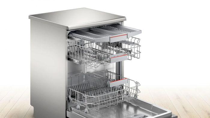 Umývačka riadu Bosch SMS4EVI14E recenzia