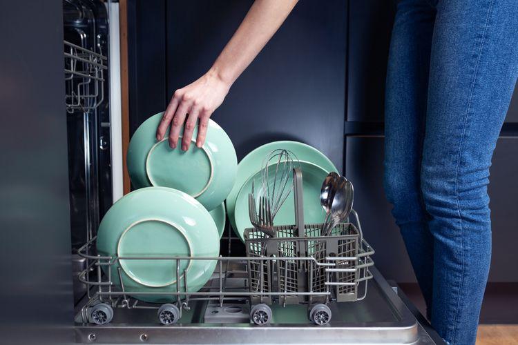 Voľne stojaca umývačka riadu – objem
