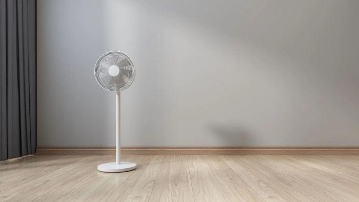 Ventilátor Xiaomi Mi Smart Standing Fan Pro recenzia