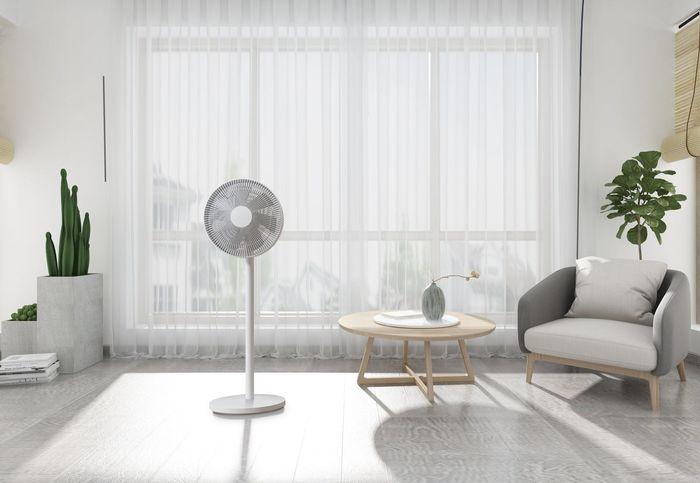Stojanový ventilátor Xiaomi Mi Smart Standing Fan Pro